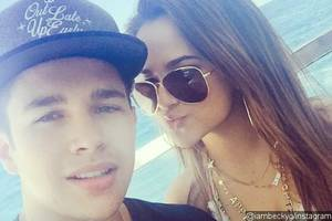 Austin mahone confirms dating after divorce 5